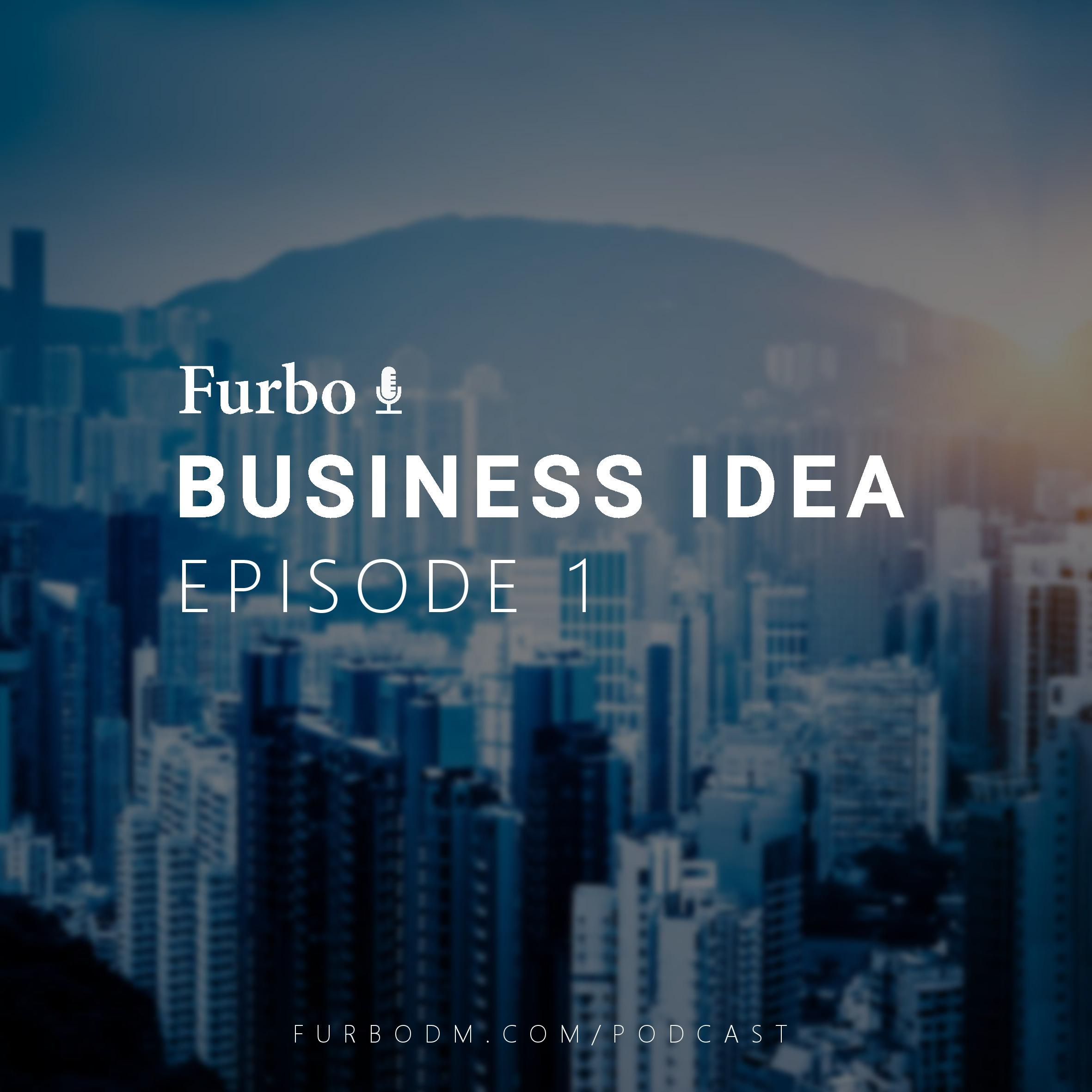 E1: Business Idea