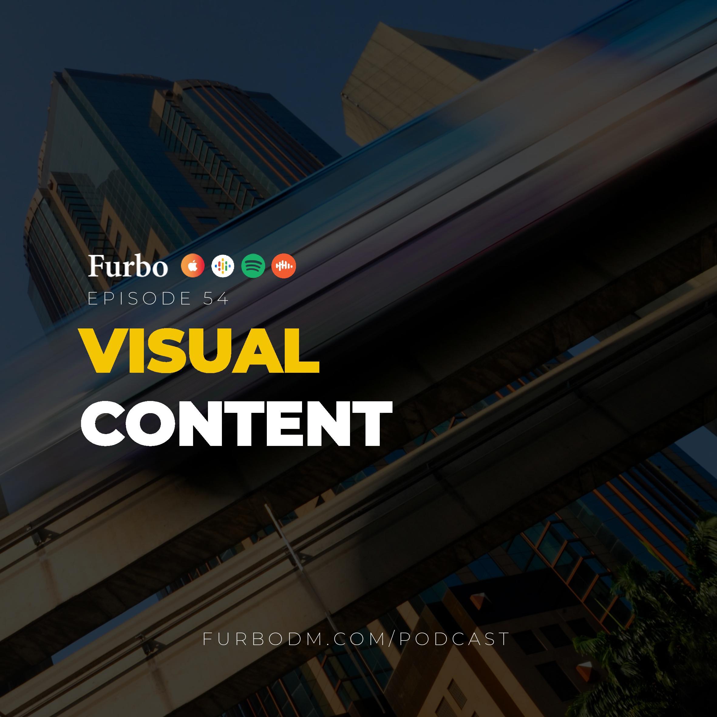 E54: Visual Content | تعریف محتوای تصویری و راهنمای تولید محتوا تصاویر گرافیکی برای اینستاگرام