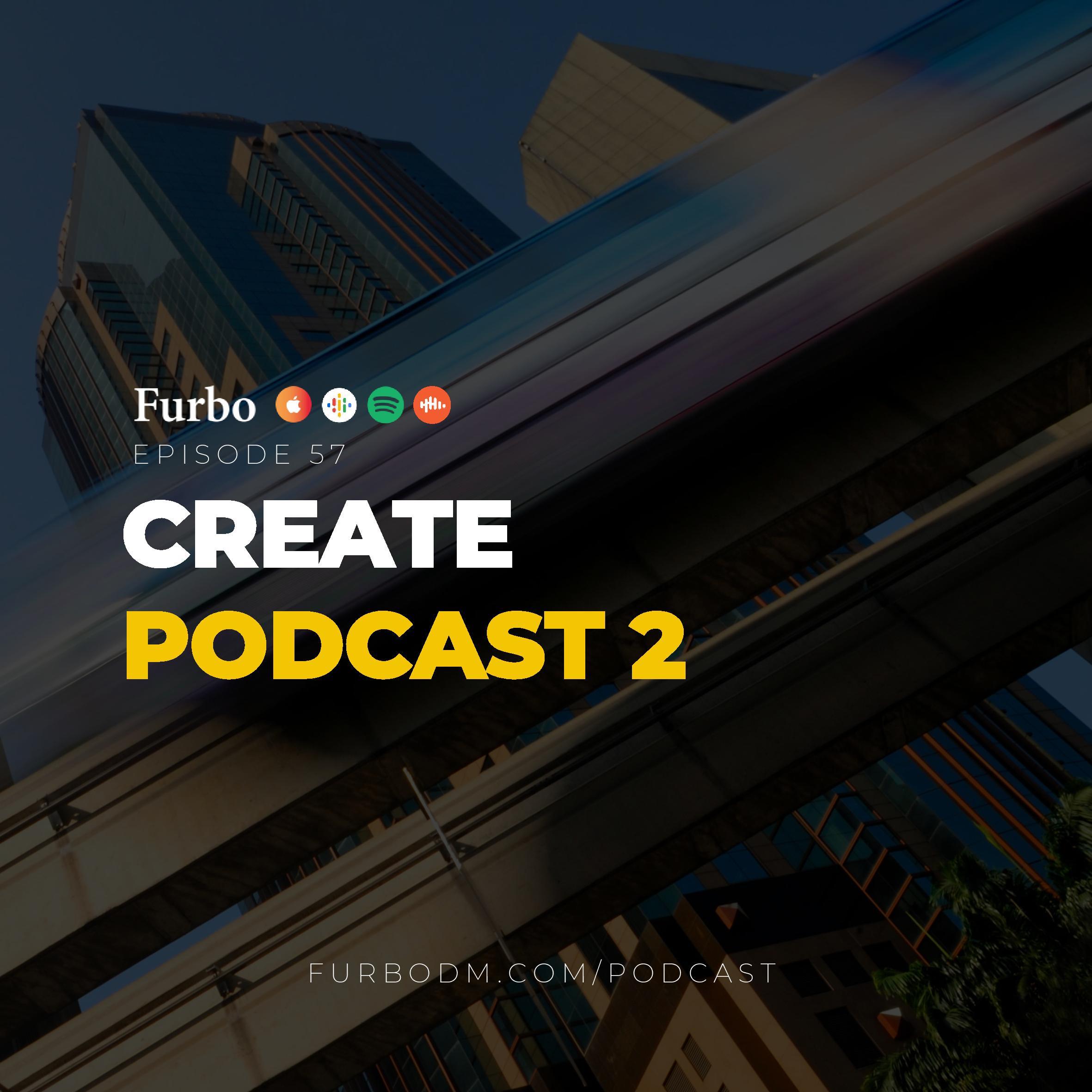E57: Create Podcast 2   چطور پادکست بسازیم؟ (تدوین و بررسی سرویسهای میزبانی پادکست)