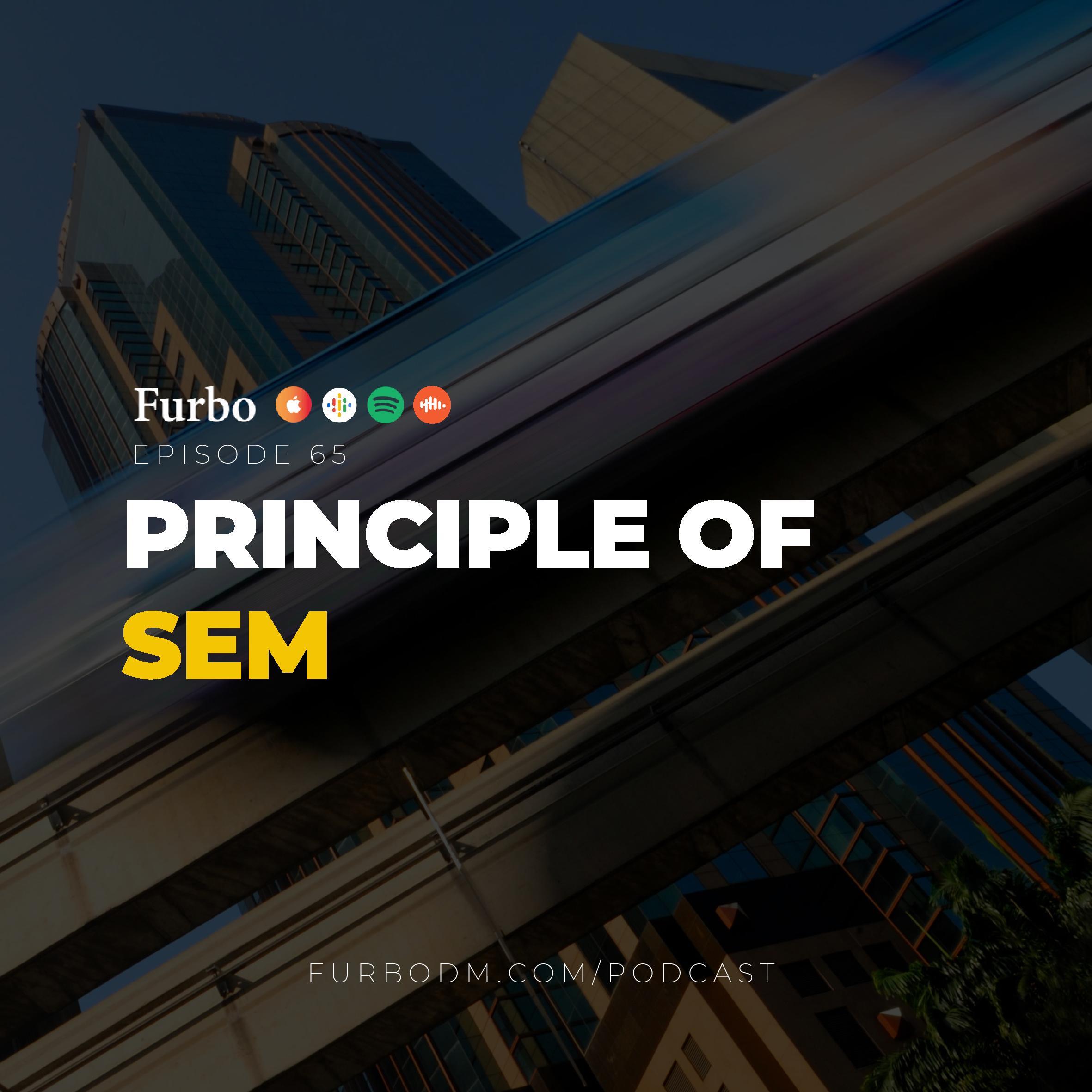 E65: Principle of SEM | اصول بازاریابی موتور جستجو و راههای جذب کاربر