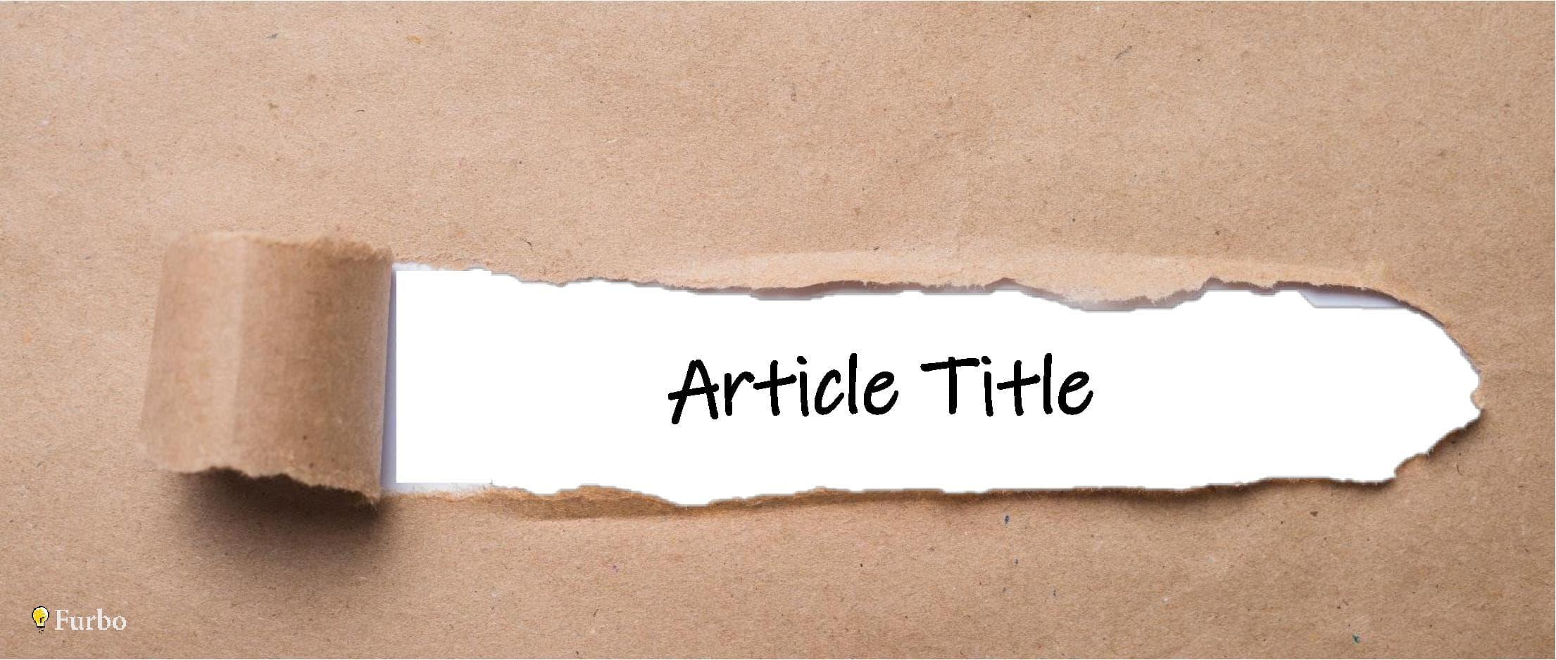 آموزش سئو 3: سئو درون صفحه: ساختار مقاله سئو شده