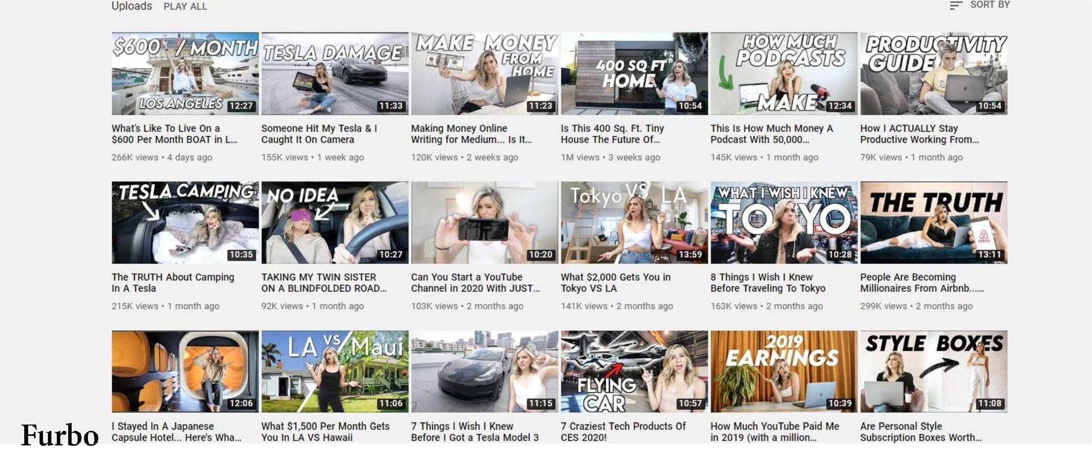 ولاگر یوتوب