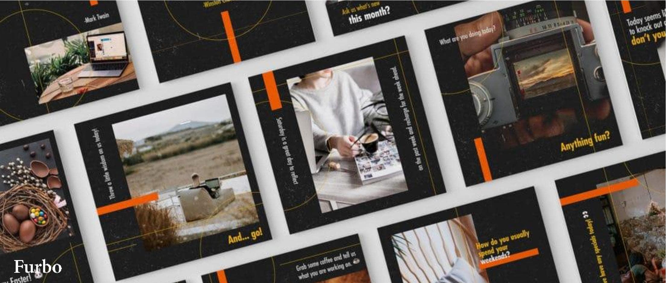 طراحی محتوا در بازاریابی اینستاگرام