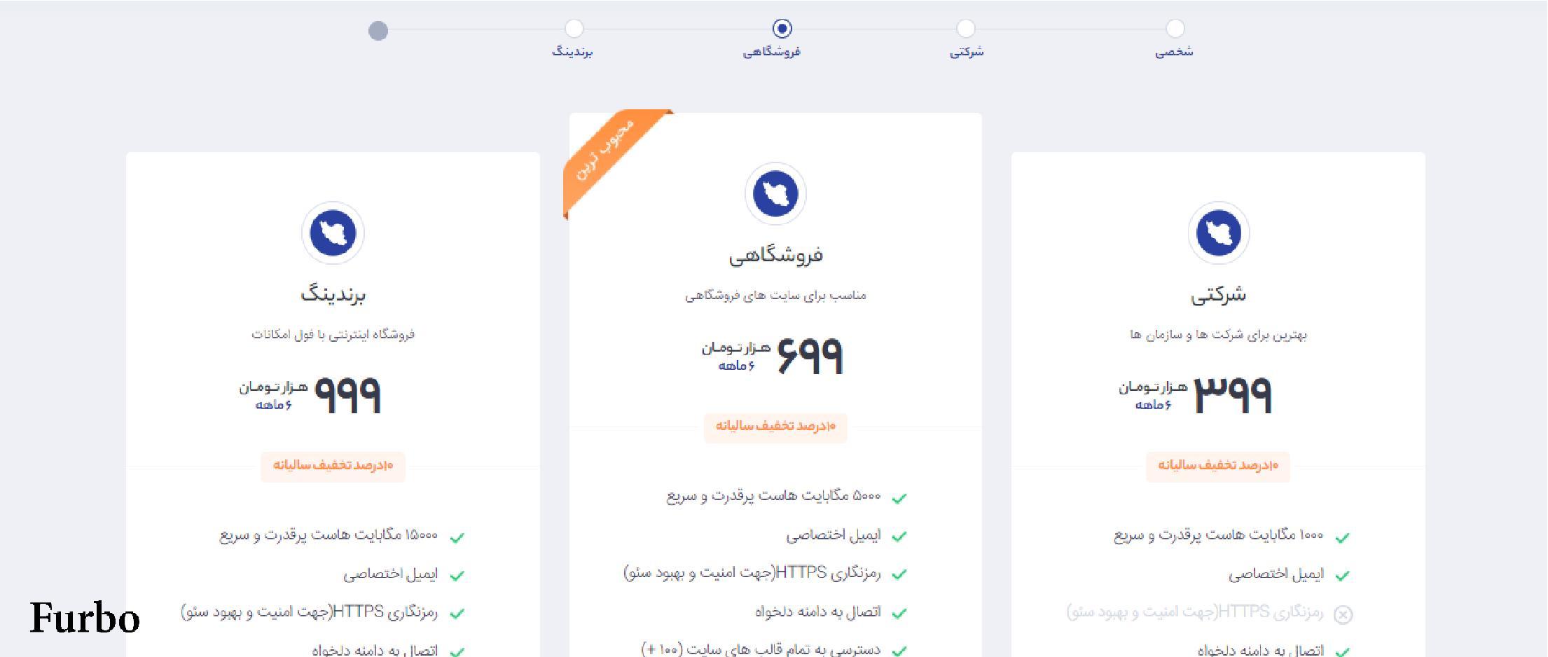 ایران سرور فروشگاه ساز