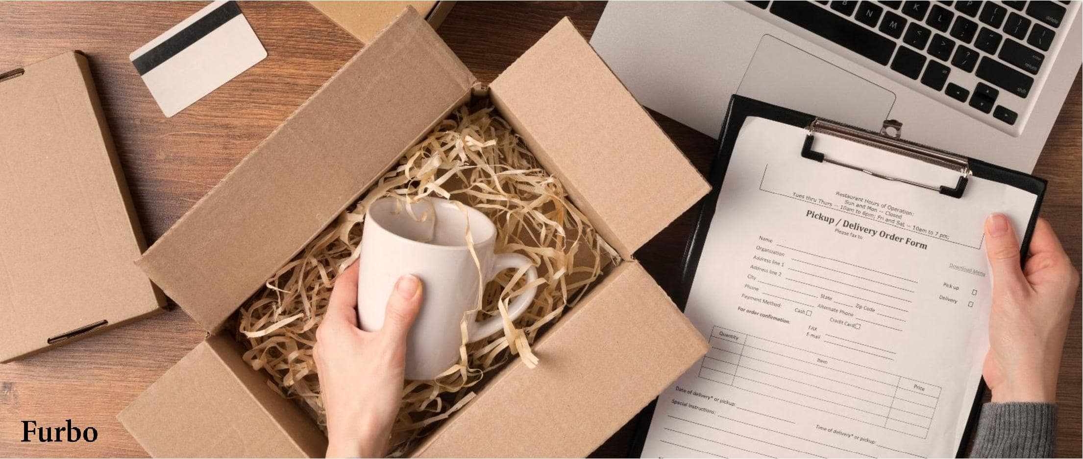 پکیجینگ محصول برای ارسال در فروشگاه اینترنتی